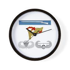 EIB Pathfinder Airborne Air Assault Wall Clock
