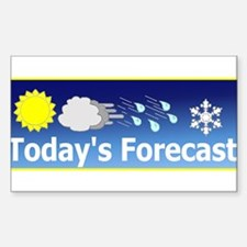Mixed Forecast Decal