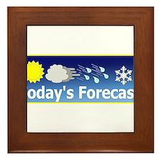 Mixed Forecast Framed Tile