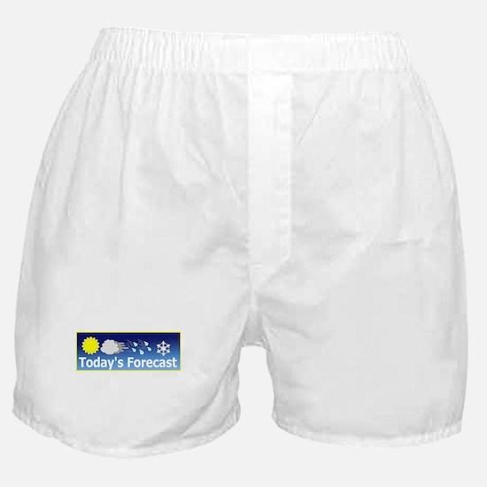 Mixed Forecast Boxer Shorts