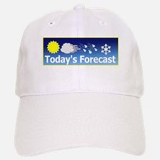 Mixed Forecast Baseball Baseball Cap