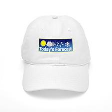Mixed Forecast Baseball Cap