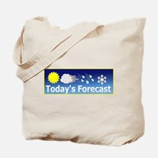 Mixed Forecast Tote Bag