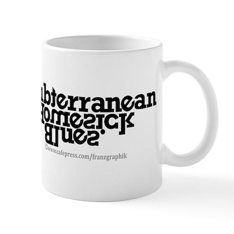 SHB/Bob Dylan Mug