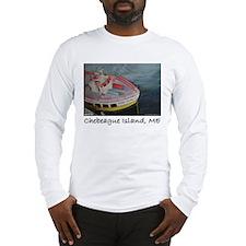 Chebeague Island Ferry Long Sleeve T-Shirt