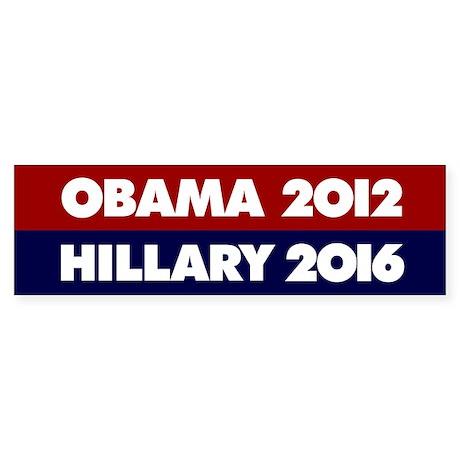 Hillary 2016 Sticker (Bumper 10 pk)