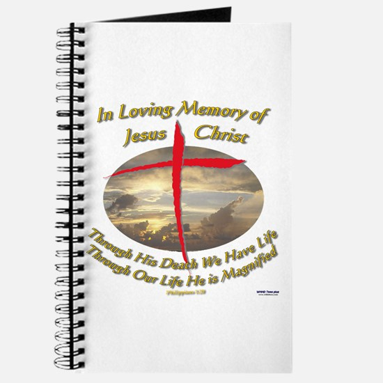 Phil 1:20 Journal