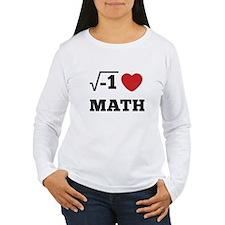 I Heart Math 1 T-Shirt