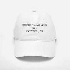 Best Things in Life: Bristol Baseball Baseball Cap