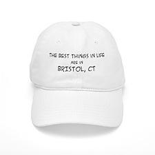 Best Things in Life: Bristol Baseball Cap