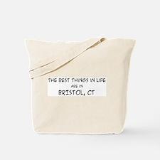Best Things in Life: Bristol Tote Bag