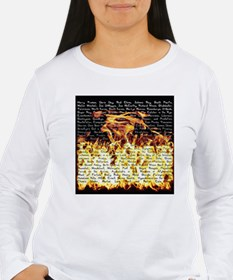 Billy Joel Fire T-Shirt