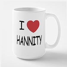 I heart hannity Mug