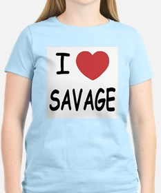 I heart savage T-Shirt