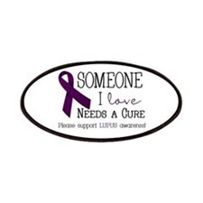 Someone I love needs a Cure Patches