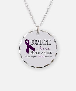 Someone I love needs a Cure Necklace