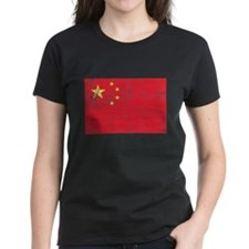 China Flag Tee