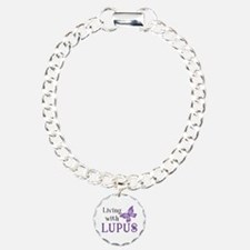 Living with Lupus Bracelet