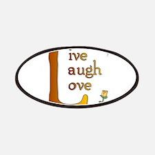 Big L - Live Laugh Love Patches