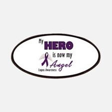 My Hero is now my Angel - Lup Patches