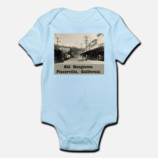 Old Hangtown Infant Bodysuit