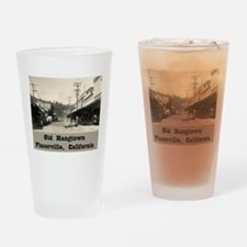 Old Hangtown Pint Glass