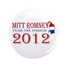 """Mitt Romney 2012 3.5"""" Button"""
