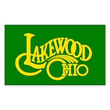Lakewood Logo Decal