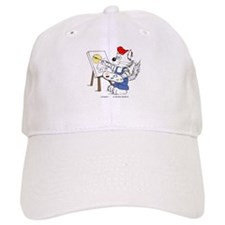 Artist Cat...All Products Baseball Cap