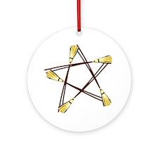 Unique Cauldron Ornament (Round)