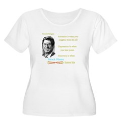 Ronald reagan quote recovery T-Shirt
