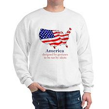 Run By Idiots Sweater