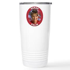 Sarah Palin Travel Mug