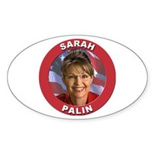 Sarah Palin Decal