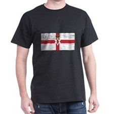 Northern Ireland Ulster Banne T-Shirt