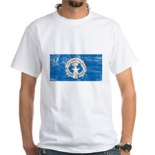 Northern Marianas Flag Shirt