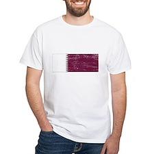 Qatar Flag Shirt