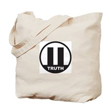 9/11 Truth Symbol Tote Bag