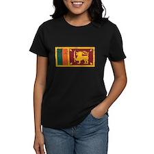 Sri Lanka Flag Tee