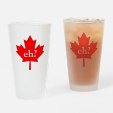 Eh? Pint Glass