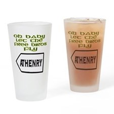 Fields of Athenry Pint Glass