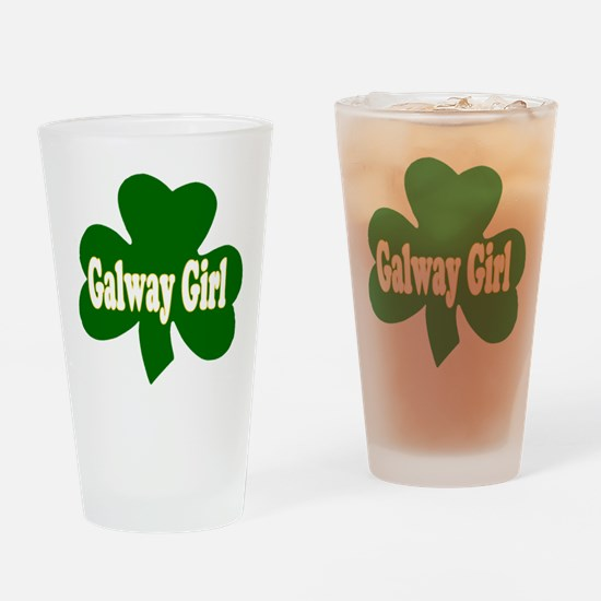 Galway Girl Pint Glass