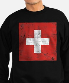 Switzerland Flag Sweatshirt