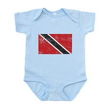 Trinidad & Tobago Flag Infant Bodysuit