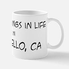 Best Things in Life: Montebel Mug