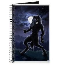 Funny Werewolf Journal