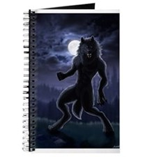 Unique Wolf Journal