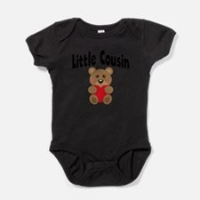 Little Cousin Teddy Bear Body Suit