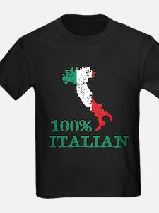 100% Italian T
