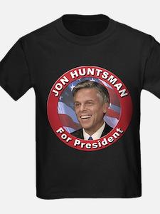 Jon Huntsman for President T